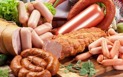 Мясные изделия и копчености